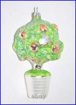 1993 Partridge In a Pear Tree Christopher Radko Ornament 93-SP-2 Rare