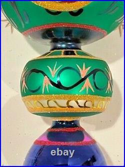 2000 Christopher Radko Victorian Christmas Memories #00-045-0 Balloon Ornament