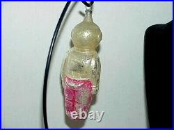 Antique German Blown Glass Deep Sea Diver Christmas Ornament Rare Hard to find