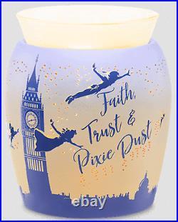 Authentic Scentsy Disney's Tinkerbell faith, trust, pixie dust Lamp Wax Warmer
