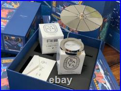 DIPTYQUE Silver-tone carousel 2020 LimitedEdition Gift box with two Candles