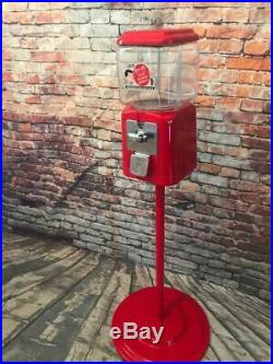 Penny machine vintage gumball machine glass globe unique Christmas gift man cave