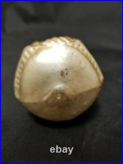 Rare Vintage German 1930's Radio Monkey Glass Ornament 4.5