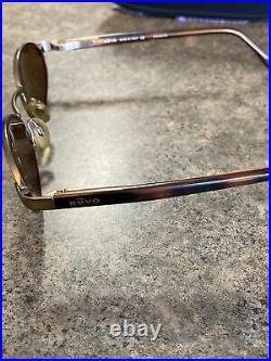 Revo H20 Polarized 1130 Bronze H2O Lenses Vintage Sunglasses